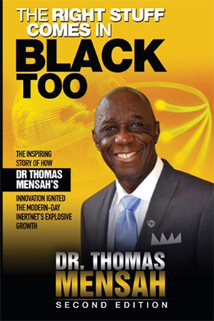Thomas Mensah's Book